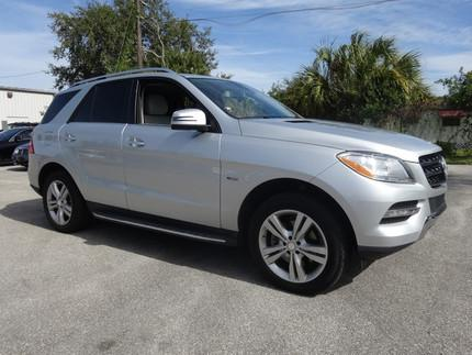 2012 Mercedes-Benz M-Class SUV for sale in Fort Pierce for $38,991 with 32,027 miles.