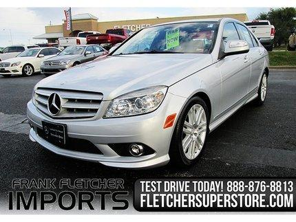 2009 Mercedes-Benz C-Class C300 Sedan for sale in Joplin for $19,997 with 39,545 miles.