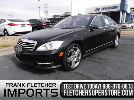 2013 Mercedes-Benz S-Class S550 Sedan for sale in Joplin for $65,997 with 19,379 miles.