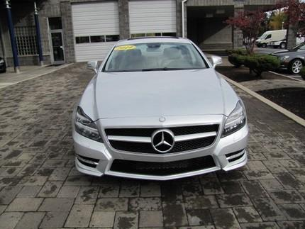 2014 Mercedes-Benz CLS-Class CLS550 Sedan for sale in Bend for $73,998 with 2,403 miles.