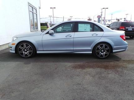 2013 Mercedes-Benz C-Class C300 Sedan for sale in Yakima for $33,990 with 20,450 miles