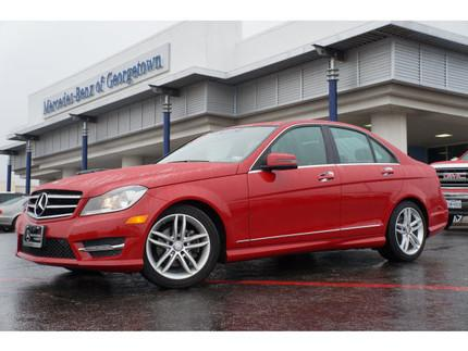 2014 Mercedes-Benz C-Class C250 Coupe for sale in Georgetown for $28,995 with 19,067 miles.