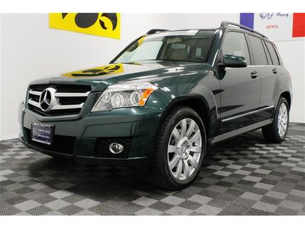 2011 Mercedes-Benz GLK-Class GLK350 SUV for sale in Iowa City for $27,947 with 42,345 miles.