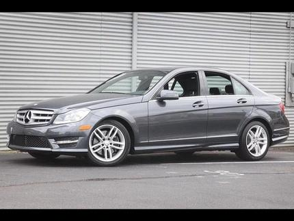 2013 Mercedes-Benz C-Class C300 Sedan for sale in Indianapolis for $34,914 with 5,697 miles.