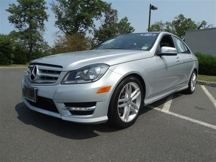 2012 Mercedes-Benz C-Class C300 Sedan for sale in Flemington for $34,995 with 20,128 miles.