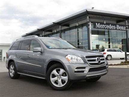 2012 Mercedes-Benz GL-Class SUV for sale in Charlotte for $48,990 with 37,299 miles.