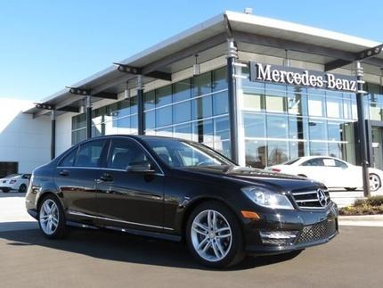 2014 Mercedes-Benz C-Class C250 Coupe for sale in Charlotte for $26,878 with 14,186 miles