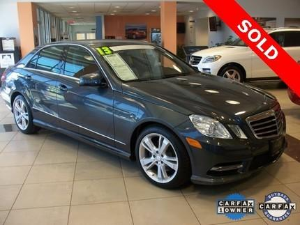 2013 Mercedes-Benz E-Class E350 Sedan for sale in Springfield for $35,980 with 24,742 miles