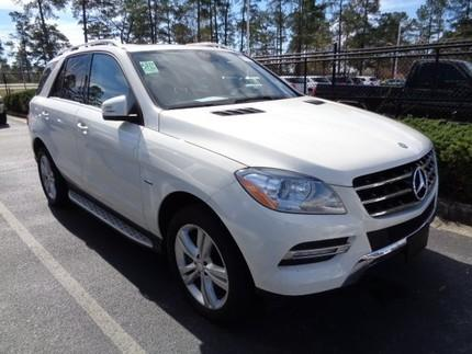 2012 Mercedes-Benz M-Class SUV for sale in Florence for $41,000 with 31,783 miles