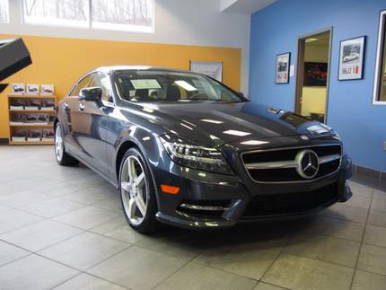 2014 Mercedes-Benz CLS-Class CLS550 Sedan for sale in Morgantown for $0 with 23,686 miles