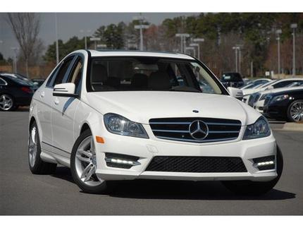 2014 Mercedes-Benz C-Class C250 Coupe for sale in Charlotte for $29,924 with 13,883 miles