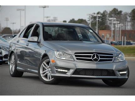 2014 Mercedes-Benz C-Class C250 Coupe for sale in Charlotte for $31,891 with 18,003 miles.