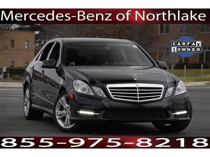 2012 Mercedes-Benz E-Class E350 Sedan for sale in Charlotte for $36,881 with 22,840 miles.