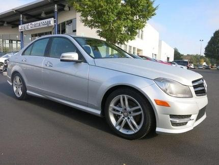 2014 Mercedes-Benz C-Class C250 Coupe for sale in Chattanooga for $33,000 with 5 miles.