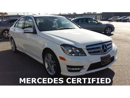 2013 Mercedes-Benz C-Class C250 Sedan for sale in Virginia Beach for $29,000 with 21,605 miles.