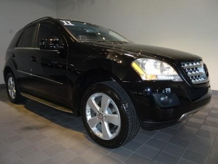 2011 Mercedes-Benz M-Class ML350 SUV for sale in Mechanicsburg for $31,991 with 33,091 miles