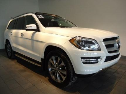 2014 Mercedes-Benz GL-Class GL350 BlueTEC 4MATIC SUV for sale in Mechanicsburg for $69,991 with 21,140 miles.