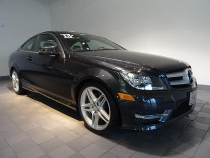 2013 Mercedes-Benz C-Class C350 Coupe for sale in Mechanicsburg for $39,991 with 22,039 miles.