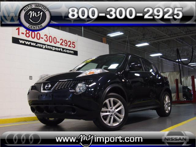 2014 Nissan Juke SUV for sale in Muskegon for $22,305 with 25,842 miles