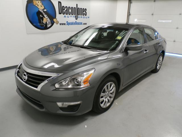 2014 Nissan Altima 2.5 Sedan for sale in Goldsboro for $19,990 with 14,867 miles.