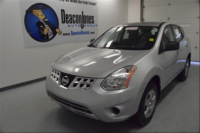 2013 Nissan Rogue S SUV for sale in Goldsboro for $18,990 with 3,491 miles.