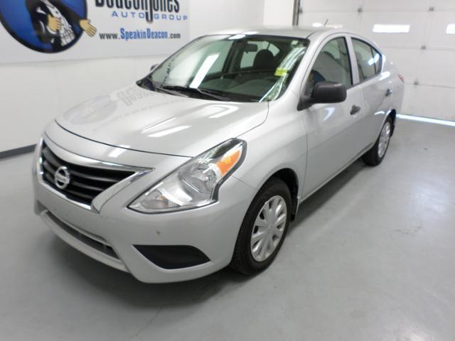 2015 Nissan Versa 1.6 S Sedan for sale in Goldsboro for $12,990 with 2,559 miles