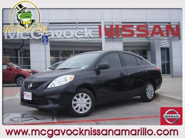2014 Nissan Versa 1.6 S Sedan for sale in Amarillo for $10,995 with 9,021 miles