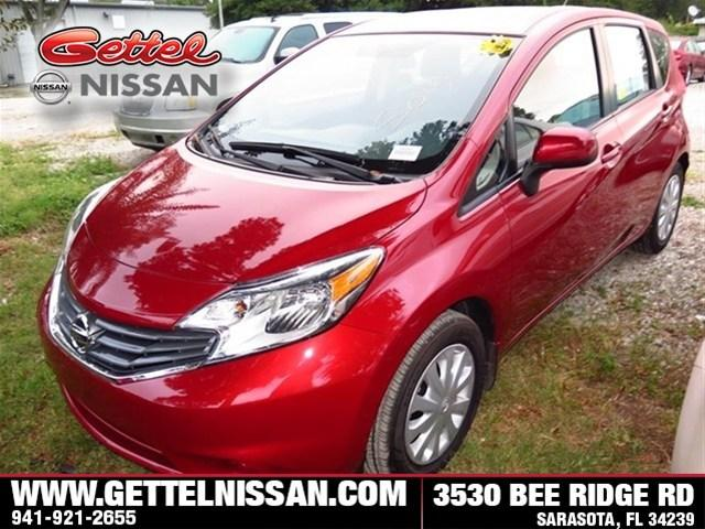 2014 Nissan Versa Note S Plus Hatchback for sale in Sarasota for $12,491 with 1,996 miles.