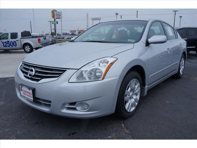 2012 Nissan Altima 2.5 S Sedan for sale in Temple for $16,725 with 28,284 miles.