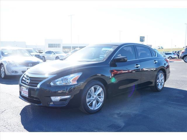 2013 Nissan Altima 2.5 SV Sedan for sale in Temple for $16,950 with 44,395 miles
