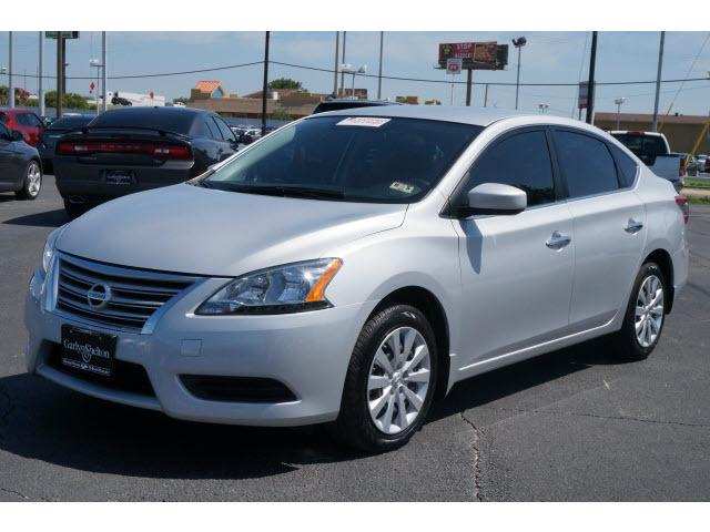 2013 Nissan Sentra SV Sedan for sale in Temple for $18,025 with 5,576 miles.