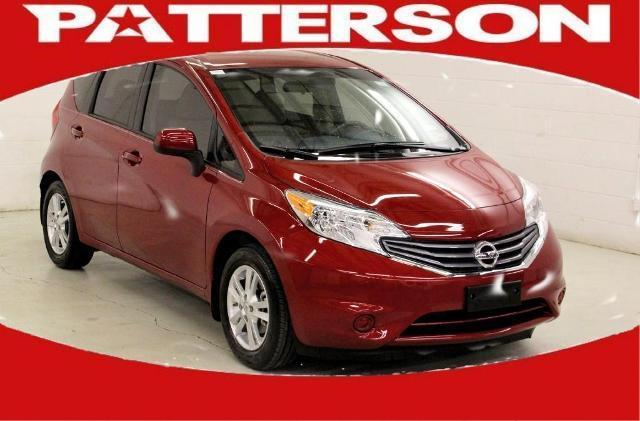 2014 Nissan Versa Note SV Hatchback for sale in Longview for $17,995 with 13,500 miles.