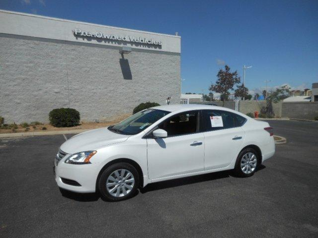 2014 Nissan Sentra S Sedan for sale in Palmdale for $15,800 with 7,044 miles.