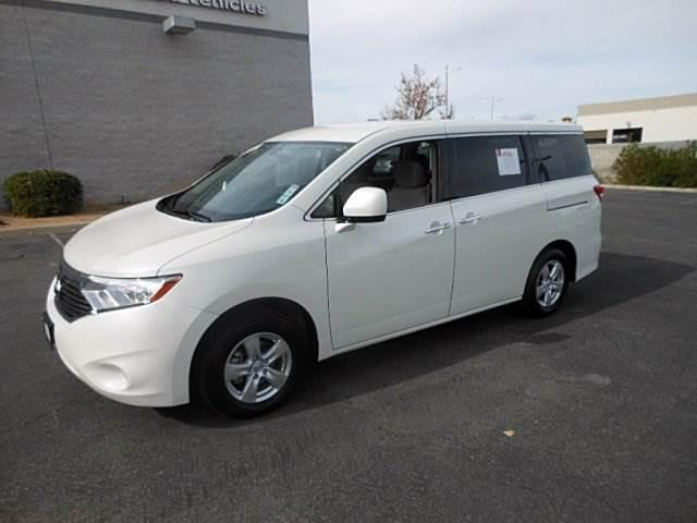 2013 Nissan Quest SV Minivan for sale in Palmdale for $24,000 with 19,485 miles.