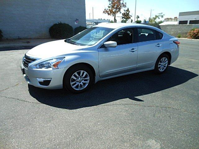 2014 Nissan Altima 2.5 S Sedan for sale in Palmdale for $18,495 with 5,460 miles.