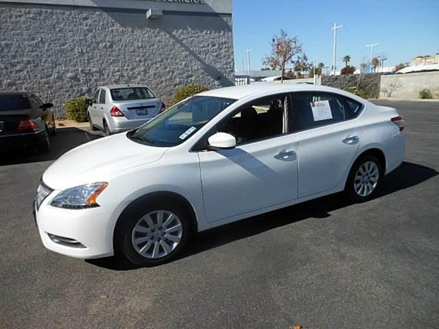 2014 Nissan Sentra SV Sedan for sale in Palmdale for $15,500 with 13,113 miles.