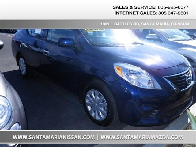 2014 Nissan Versa 1.6 S Sedan for sale in Santa Maria for $14,995 with 17,820 miles.