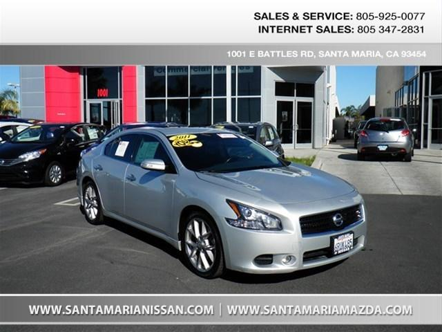 2011 Nissan Maxima SV Sedan for sale in Santa Maria for $26,995 with 54,543 miles.