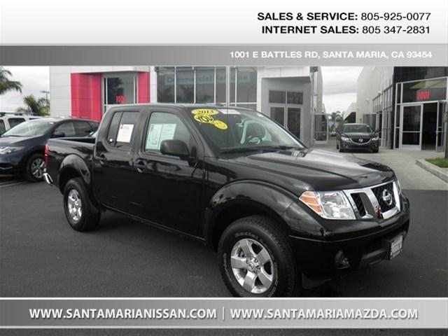 2013 Nissan Frontier SV Crew Cab Pickup for sale in Santa Maria for $25,997 with 23,523 miles.