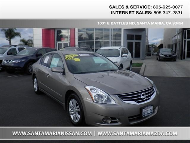 2012 Nissan Altima 2.5 S Sedan for sale in Santa Maria for $17,995 with 22,906 miles.