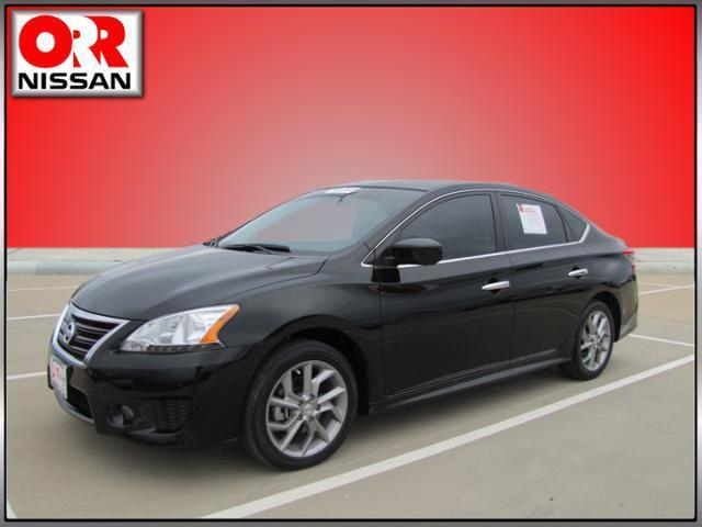 2013 Nissan Sentra SR Sedan for sale in Searcy for $16,777 with 25,165 miles