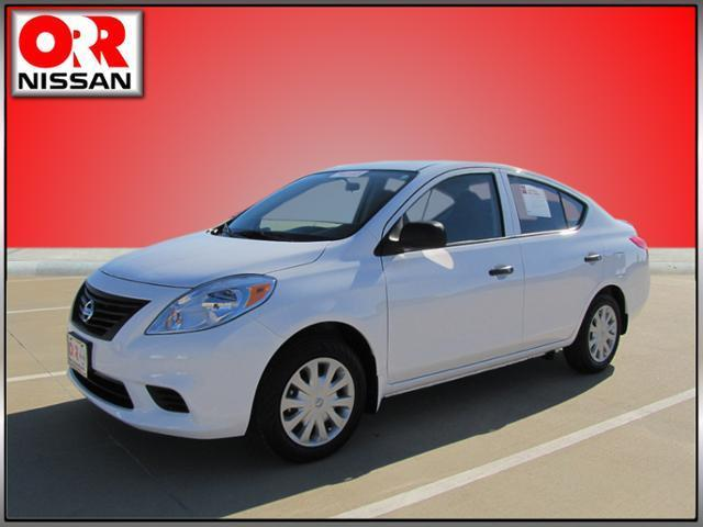 2013 Nissan Versa 1.6 S+ Sedan for sale in Searcy for $12,860 with 28,214 miles.