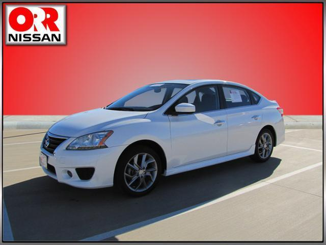 2013 Nissan Sentra SR Sedan for sale in Searcy for $15,978 with 51,737 miles.