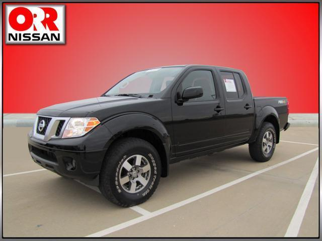2013 Nissan Frontier Pro-4X Crew Cab Pickup for sale in Searcy for $28,775 with 38,056 miles.