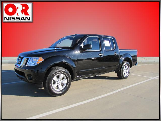 2013 Nissan Frontier SV Crew Cab Pickup for sale in Searcy for $23,999 with 9,341 miles
