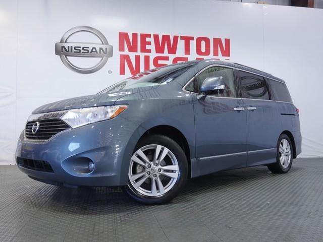2013 Nissan Quest LE Minivan for sale in Gallatin for $29,981 with 26,385 miles.