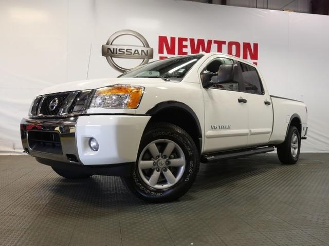 2013 Nissan Titan SV Crew Cab Pickup for sale in Gallatin for $28,981 with 6,546 miles.