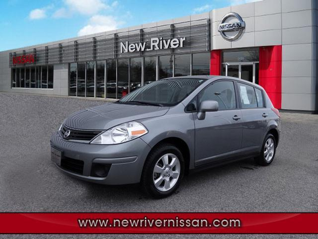 2012 Nissan Versa 1.8 S Hatchback for sale in Christiansburg for $11,450 with 33,069 miles