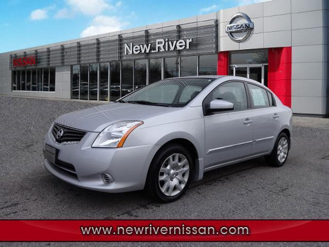 2011 Nissan Sentra 2.0 Sedan for sale in Christiansburg for $11,950 with 58,984 miles.