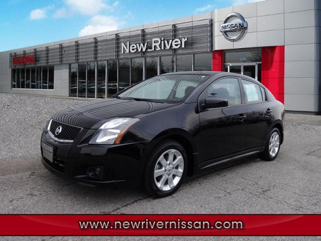 2012 Nissan Sentra 2.0 SR Sedan for sale in Christiansburg for $14,250 with 36,657 miles